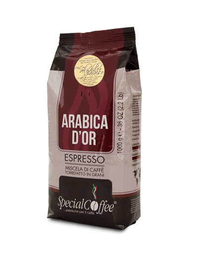 Arabica D'Or Santos Velodulce & Paraiso