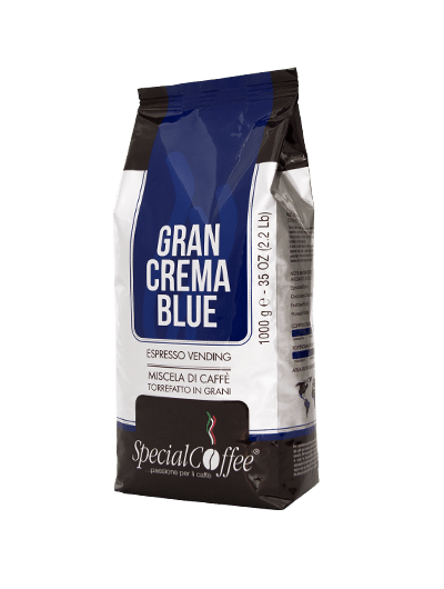 Gran Crema Blue Espresso Vending