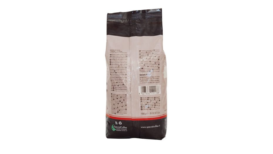 Il Tuo Espresso: Caffè In Grani Per Bar E Per Macchine Automatiche In Confezione Da 1 Kg