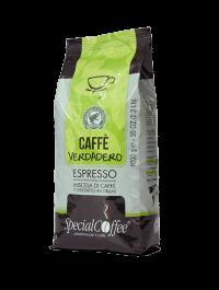 Verdadero - Caffè In Grani Per Macchine Espresso Bar E Ristorante - Certificato Rainforest Alliance - Caffè Sostenibile