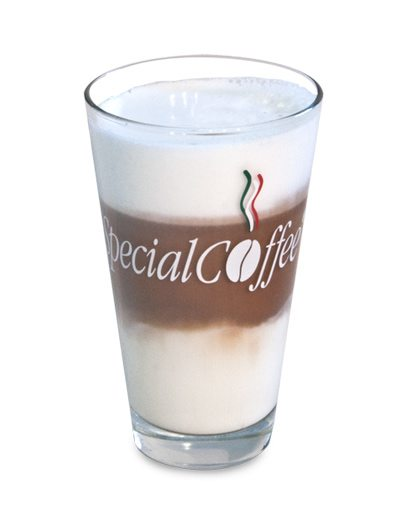Latte Macchiato Tumbler Glass
