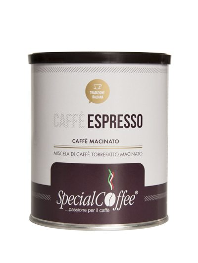 Caffè Macinato Lattina