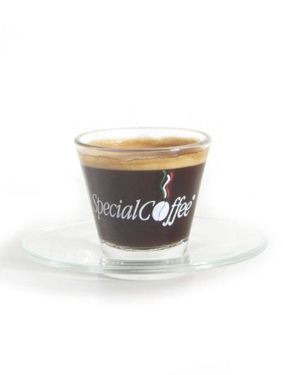 Espresso Glass Cup 8cl.