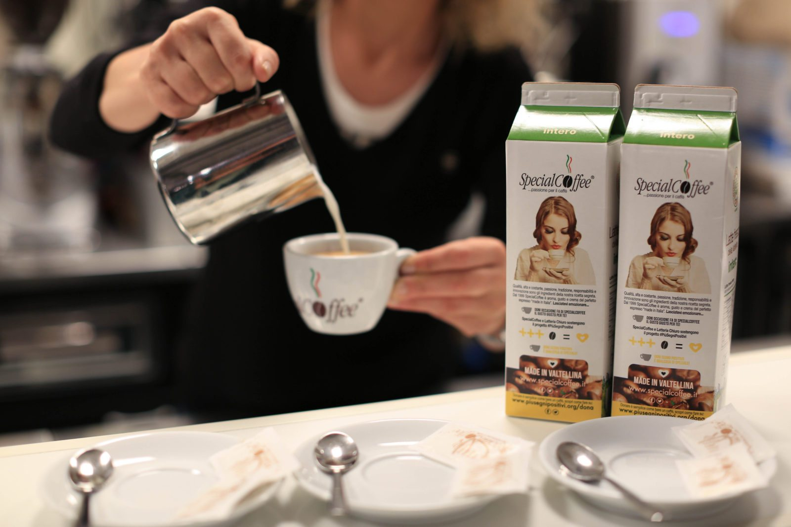 Cappuccino Positivo