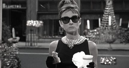 The Time Of A Coffee - On The Go - Breakfast At Tiffany's - Audrey Hepburn