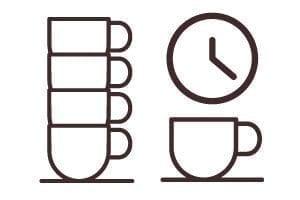 caffè in cialde o caffè in capsule - versatilità