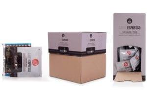 caffè in cialde o caffè in capsule - packaging