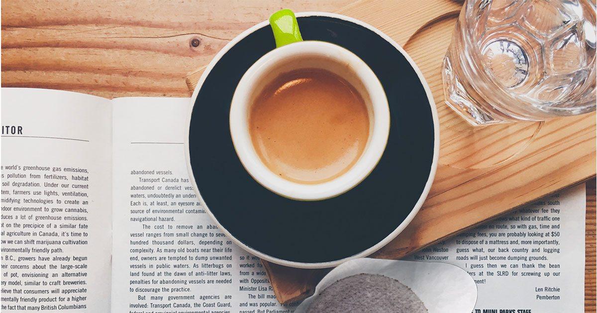 """Il Lato """"green"""" Del Caffè In Cialde E Tutti I Suoi Vantaggi (rispetto Al Caffè In Capsule)"""