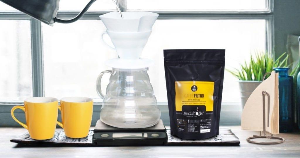 Il caffè filtro è uno dei metodi di preparazione del caffè più antichi e semplici