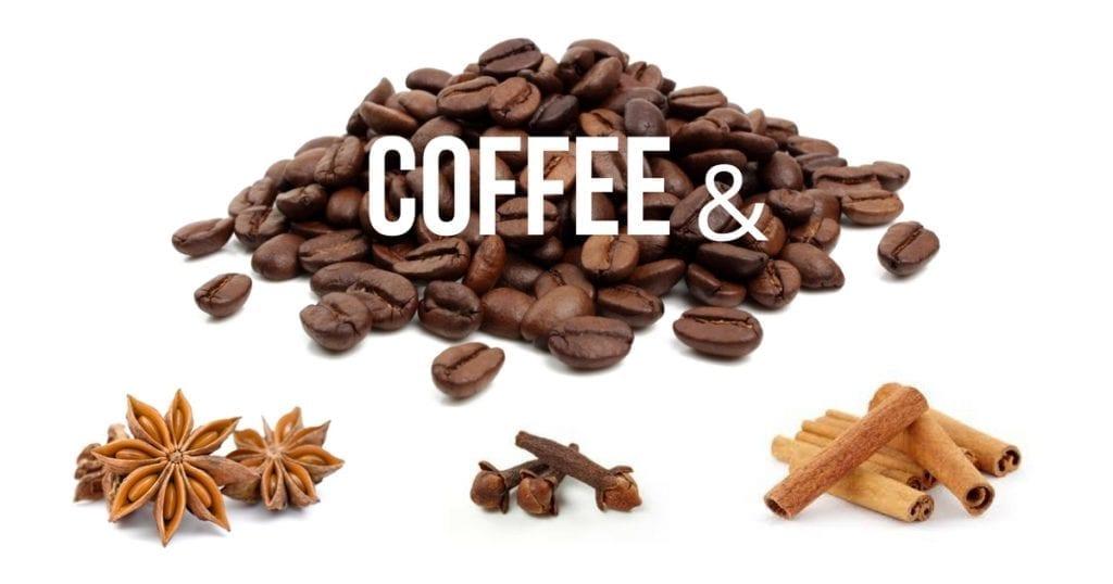 le spezie nel caffè - spices in coffee