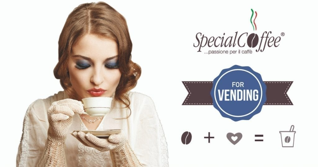 SpecialCoffee for vending