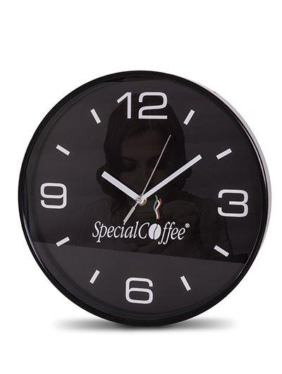 Orologio da parete (nero)