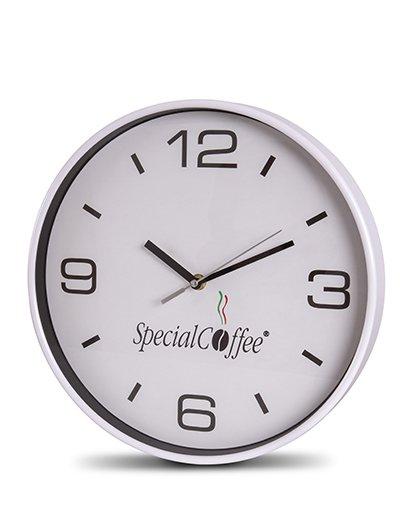 Orologio da parete (bianco)