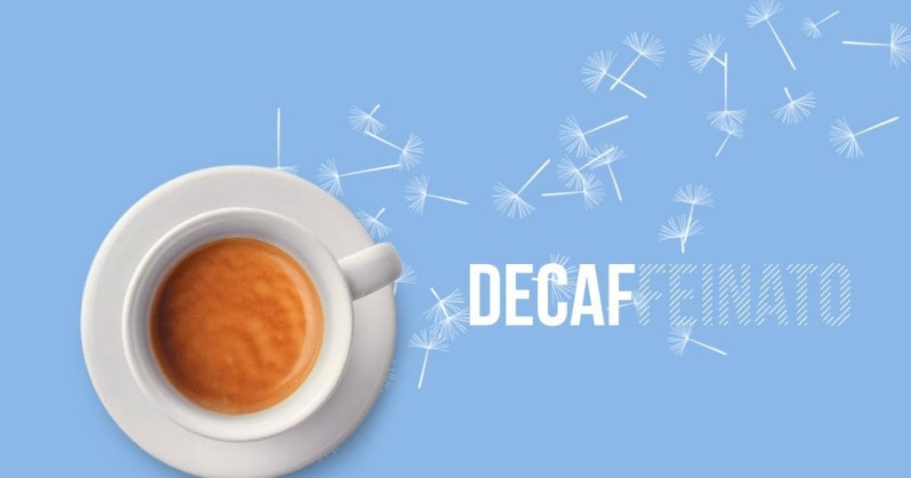 Decaffeinated coffee: properties, curiosities and extraction processes