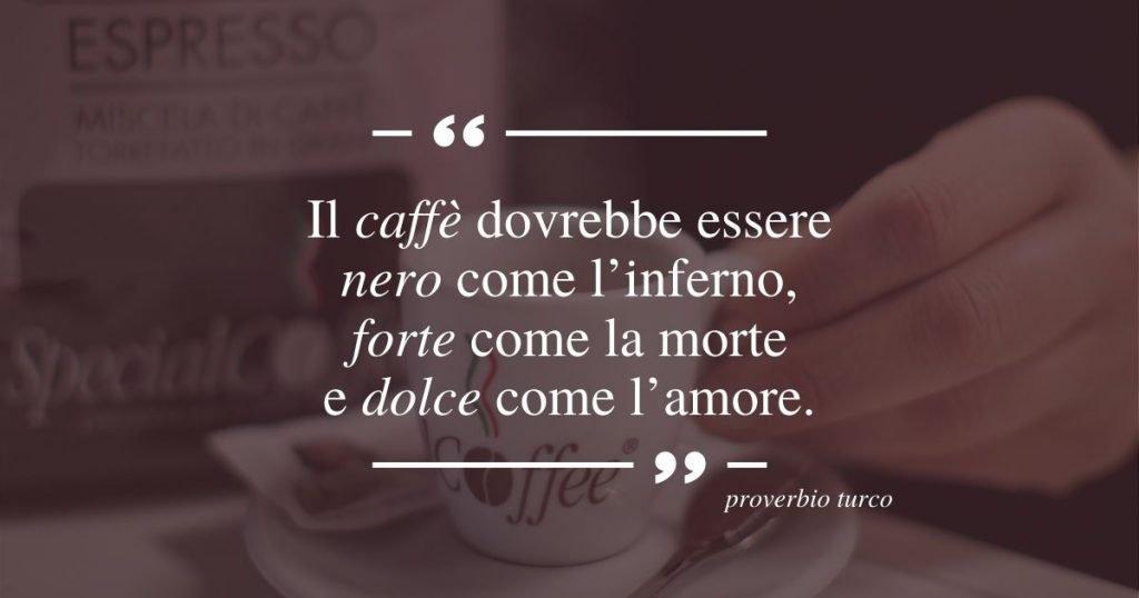 caffè forte